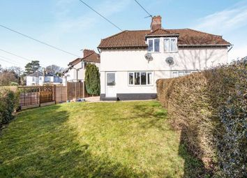 Thumbnail 3 bedroom semi-detached house for sale in Thorpe St. Andrew, Norwich, Norfolk