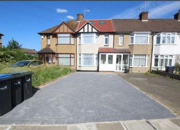 Thumbnail 4 bed terraced house to rent in Greenwood Avenue, Enfield, London