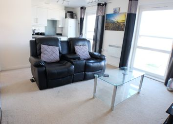 Thumbnail 1 bed flat to rent in Prince Apartments, Phoebe Road, Copper Quarter, Swansea