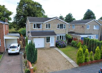 Thumbnail 4 bed detached house for sale in Pasture Road, Barrowby, Grantham