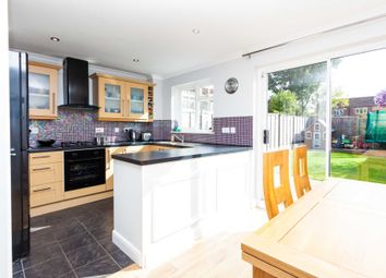 Thumbnail 3 bed semi-detached house for sale in Bamborough Close, Southwater, Horsham