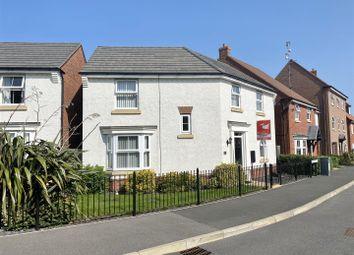 3 bed detached house for sale in Marron Court, Fernwood, Newark NG24