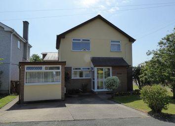 Thumbnail 3 bed detached house for sale in Y Bryn, Bontnewydd, Caernarfon