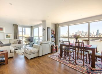 Thumbnail 2 bedroom flat for sale in Knights Tower, Wharf Street, Deptford