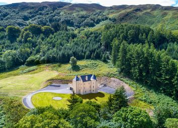 Thumbnail 5 bed property for sale in The Tower House Lot 1, Glenmore, Kilmelford, Oban