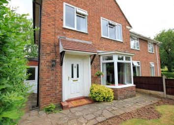 Thumbnail 3 bed semi-detached house for sale in Ivyhouse Drive, Barlaston, Stoke-On-Trent