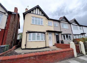 Thumbnail 4 bedroom semi-detached house for sale in Torrington Road, Wallasey
