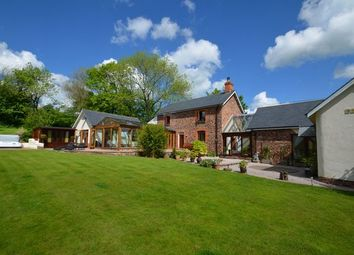 Thumbnail 4 bed detached house for sale in Pennymoor, Tiverton