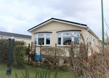 Thumbnail 2 bed mobile/park home for sale in Willow Drive, Oaktree Park, Weston Super Mare