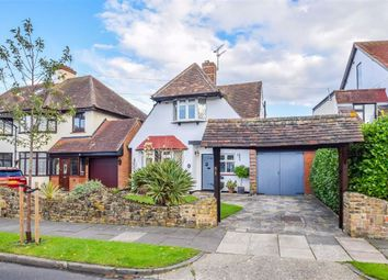 Thumbnail 3 bed detached house for sale in Winsford Gardens, Westcliff-On-Sea, Essex
