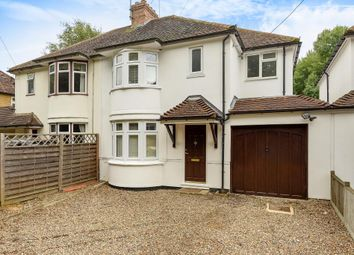 Thumbnail 4 bed semi-detached house for sale in Forest Road, Ascot
