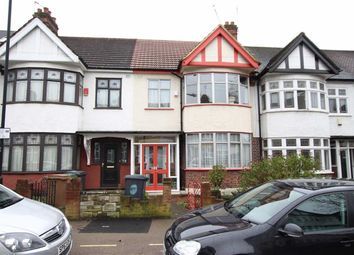 Thumbnail 3 bed terraced house for sale in Greenway Avenue, Walthamstow, London