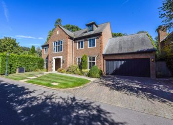 Thumbnail 6 bed detached house to rent in Heatherbank Close, Cobham