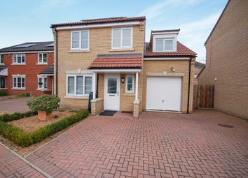Thumbnail 4 bed detached house for sale in Abbey Mews, Thetford, Norfolk