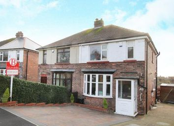 Thumbnail 3 bed semi-detached house for sale in Briarfield Crescent, Sheffield, South Yorkshire