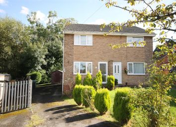 Thumbnail 2 bed semi-detached house for sale in Steeping Close, Brimington, Chesterfield