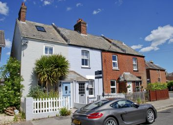 Thumbnail 2 bed terraced house to rent in Middle Road, Lymington, Hants