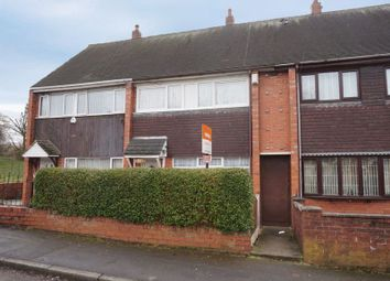 Thumbnail 3 bed town house for sale in Uffington Parade, Berryhill, Stoke-On-Trent, Staffordshire