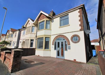 Thumbnail 4 bed semi-detached house for sale in Kingsway, Cleveleys
