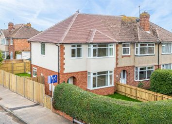 Thumbnail 3 bedroom end terrace house for sale in Ringmer Road, Worthing