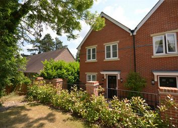 Thumbnail 4 bed semi-detached house to rent in Sarum Road, Winchester