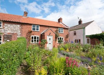 Thumbnail 3 bed cottage for sale in Rollesby Road, Fleggburgh, Great Yarmouth