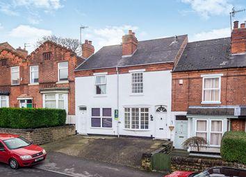 Thumbnail 2 bed terraced house for sale in Burnham Street, Nottingham