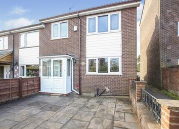 Thumbnail 3 bed end terrace house for sale in Stoneleigh Close, Macclesfield, Cheshire