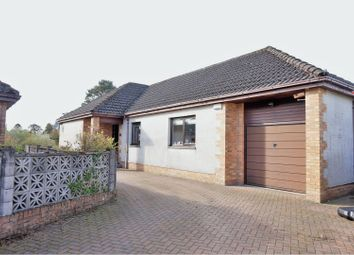 Thumbnail 4 bed detached bungalow for sale in Manse Place, Slamannan