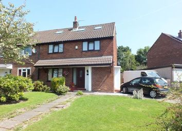 Thumbnail 5 bed semi-detached house for sale in Bannister Drive, Leyland, Lancashire