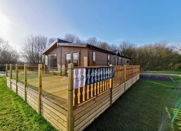 Thumbnail 3 bed lodge for sale in Borwick Lane, Carnforth