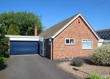 Thumbnail 3 bed detached bungalow for sale in Grangefields Drive, Rothley, Leicester