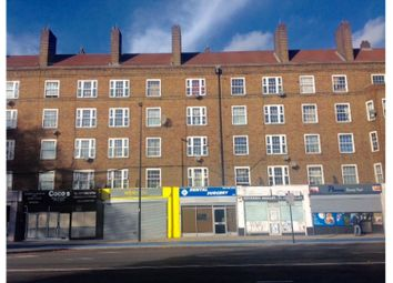 Thumbnail 3 bed flat for sale in Kennington Park Road, London
