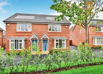 Thumbnail 3 bed semi-detached house to rent in Camber Close, Stockport