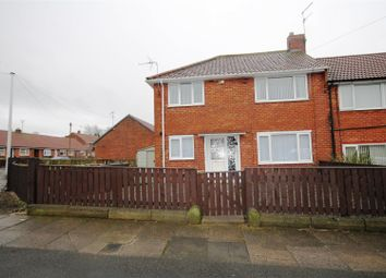 Thumbnail 3 bed end terrace house for sale in Scafell Gardens, Crook