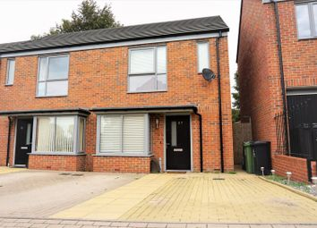 Thumbnail 2 bed semi-detached house for sale in Church Road, Walsall