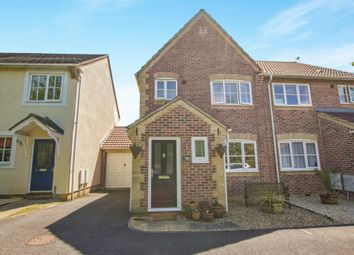 Thumbnail 3 bed semi-detached house for sale in Bakers Ground, Stoke Gifford, Bristol