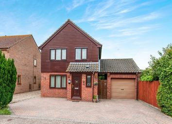 Thumbnail 3 bed detached house for sale in Millfield, Castleton Way, Eye