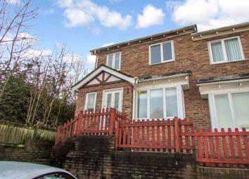 Thumbnail 3 bed property to rent in Pen Llwyn, Braodlands, Bridgend
