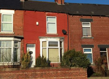 Thumbnail 2 bedroom terraced house to rent in Burton Road, Barnsley