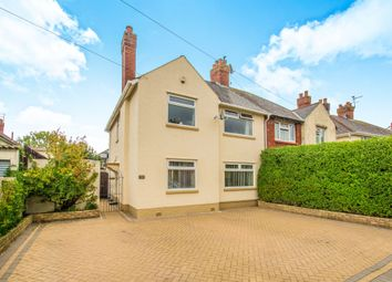 Thumbnail 3 bedroom semi-detached house for sale in Mynachdy Road, Gabalfa, Cardiff