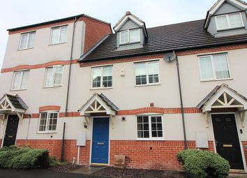 3 bed town house for sale in Tannin Crescent, Bulwell, Nottingham NG6
