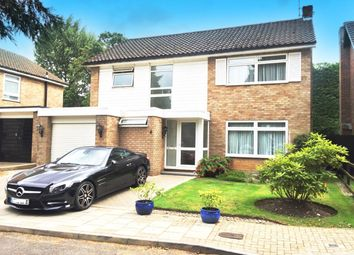 Thumbnail 4 bed detached house for sale in Warburton Close, Harrow