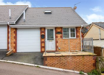 Thumbnail 4 bed semi-detached house for sale in Larkstone Crescent, Ilfracombe