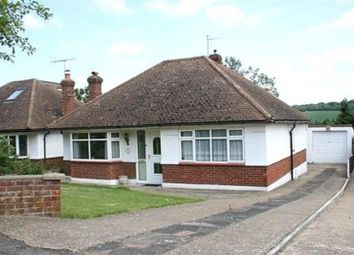 Thumbnail 2 bed bungalow to rent in Covert Road, Northchurch, Berkhamsted