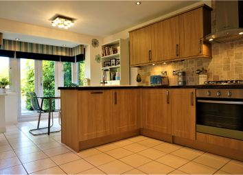 Thumbnail 4 bed detached house for sale in Ashwood Avenue, Wigan