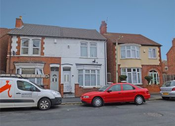 Thumbnail 3 bed semi-detached house to rent in Hudson Street, Loughborough, Leicestershire