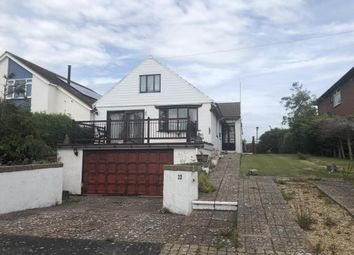 Thumbnail 4 bed bungalow for sale in Longhill Road, Ovingdean, Brighton, East Sussex