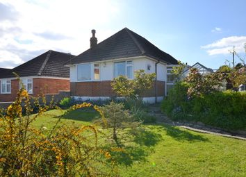 Thumbnail 2 bedroom detached bungalow for sale in Central Avenue, Parkstone, Poole