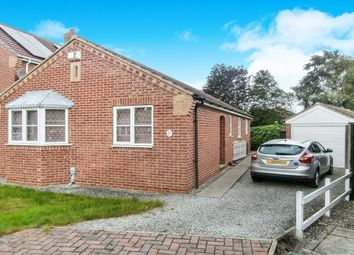 Thumbnail 3 bed bungalow for sale in Wyntryngham Close, Hedon, Hull